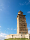 Hercules tower Stock Images