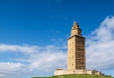 Hercules tower Stock Image