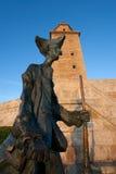 Hercules tower, La Coruna Royalty Free Stock Images