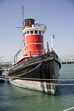Hercules the Tugboat Royalty Free Stock Photos