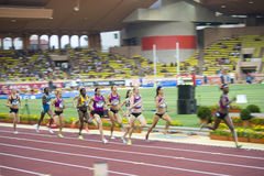 Herculis 2010 - Monaco Lizenzfreies Stockfoto