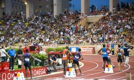 Herculis 2010 - Monaco Lizenzfreies Stockbild