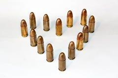 Herd von der Munition lizenzfreie stockfotografie