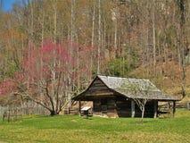 Herdade de Hutchinson no parque estadual de pedra da montanha imagem de stock