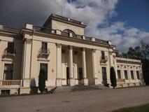 Herdade do solar de Traku Voke (Vilnius, Lituânia) Imagens de Stock Royalty Free