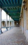 Herdenkings Complex Mausoleum in Samarkand, Republiek Oezbekistan, Royalty-vrije Stock Foto's