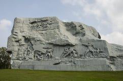 """Herdenkings Complexe """"Brest held-FortressÂ"""" Stock Fotografie"""