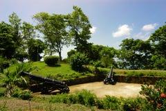 Herdenkings fort Stock Foto's