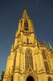 Herdenkings Kerk van het Protest in Speyer Royalty-vrije Stock Fotografie