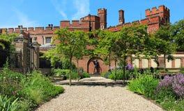 Herdenkings Tuin door Historische Universiteit Eton royalty-vrije stock fotografie