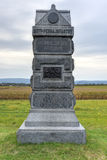 Herdenkingsmonument, Gettysburg, PA Stock Afbeelding