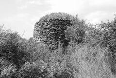 Herders` s hut Stock Afbeeldingen