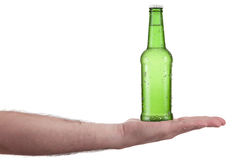 Here is the beer Stock Image