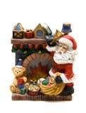 Here Comes Santa! Royalty Free Stock Photos