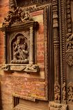Nepal`s Kathmandu Temple Stock Image