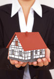 Here is your house Royalty Free Stock Images