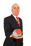 Here is your house Royalty Free Stock Photo