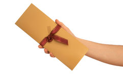 Here is your invitation royalty free stock photo