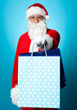 Here are your Xmas gifts Stock Images