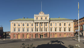 The Hereditary Prince's Palace Stockholm Royalty Free Stock Images