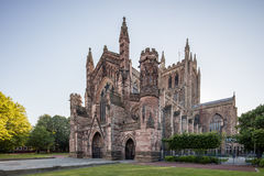 Hereford Cathedral Royalty Free Stock Images