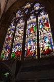Hereford cathedral royalty free stock photo