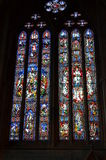 Hereford cathedral stock photos