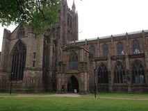 Hereford Cathedral Stock Photography
