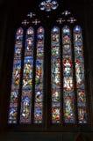 Hereford-Kathedrale Stockfotos