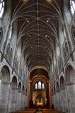 Hereford-Kathedrale Stockfotografie
