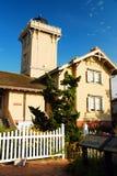 Hereford latarnia morska, Wildwood Nowy - bydło zdjęcie royalty free