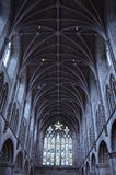 Herefordkathedraal stock afbeeldingen