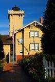 Herefordvuurtoren, Oerwoud New Jersey Stock Foto