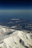 Hereinkommende Alaska-Gegend stockfotografie