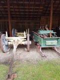 Herencia antigua del carro Fotografía de archivo