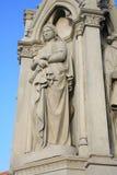 Herencia de la estatua de Asia imágenes de archivo libres de regalías