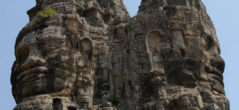 Herencia de una civilización antigua Foto de archivo libre de regalías
