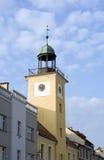 Herencia en Rybnik (Polonia) fotografía de archivo libre de regalías