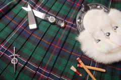 Herencia escocesa Imagenes de archivo