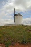 Herencia windmill Royaltyfria Bilder