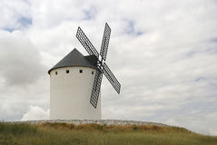 Herencia windmill Royalty Free Stock Photos