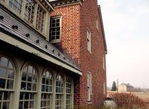 Herenhuis Royalty-vrije Stock Fotografie