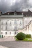 Herenhuis Burggarten, Wenen, Oostenrijk Royalty-vrije Stock Fotografie