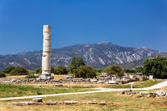 Hereon of Samos Stock Images