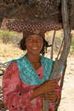 Herero girl Stock Photography