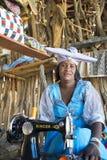 Herero girl Royalty Free Stock Photos