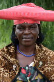Herero Woman Stock Photography