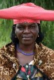 Herero Woman stock photography