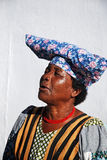 Herero woman Royalty Free Stock Photo