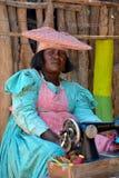 Herero Woman Royalty Free Stock Photos